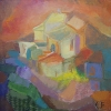 sunset_30x30_oil-canvas