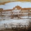 Национална художествена галерия, 18х24, офорт