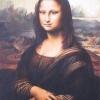 Мона Лиза, реплика, 30х40, масло, платно