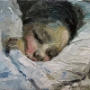sleepingangel_14x18_oil-canvas