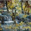 waterfall_18x22_oil-canvas